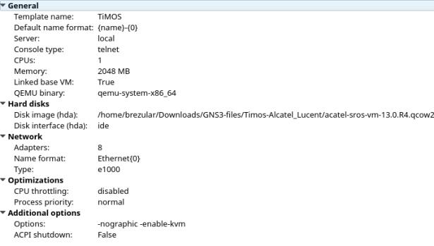 Alcatel-Lucent Virtualized Simulator on GNS3   Brezular's Blog