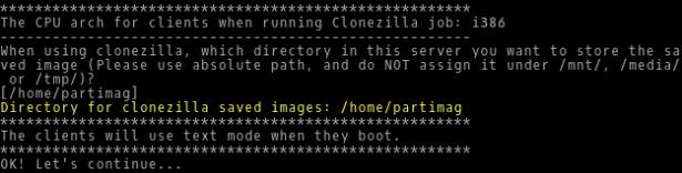 Clonezilla Server Edition Installation on Ubuntu | Brezular's Blog