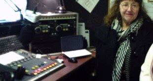 Chris Reed talking about the Rose St Cottage Museum At BRFM Bridge Radio on the Daniel Monday night community show 2