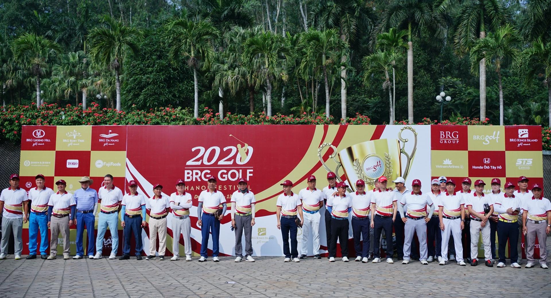Ngày hội BRG GOLF HANOI FESTIVAL 2020 Chính thức khởi tranh