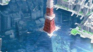 水没した首都圏 最近大雨で水害すごいし、いつか・・・東京は海面の下に・・・