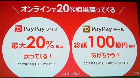 【paypay】 100億円で天下獲った!!