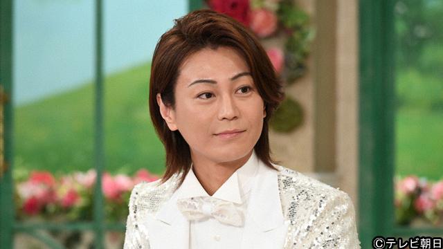 【芸能】氷川きよしさん 純白のウェディングドレスを着て花嫁になる!