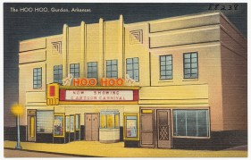 Built in the 1920s, Gurdon's Hoo-Hoo Theater, 118 E. Main St., took its name from the International Concatenated Order of Hoo-Hoo, a fraternal and service organization founded in 1892.