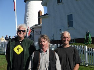 The Horseshoe Crabs - Brian Robbins, Peter Jackson, Paul Sherman