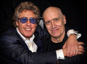 Roger Daltrey & Wilko Johnson - Photo by Anthony D'Angio