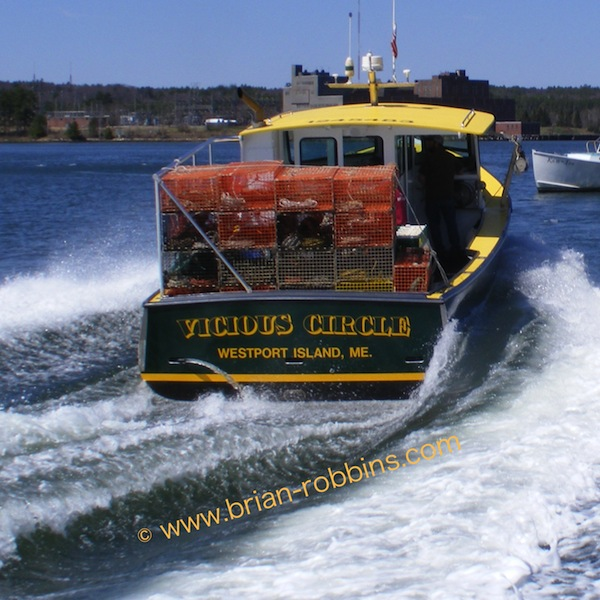 Dana's Boat Shop on Westport island, ME finished the Northern Bay 38 Vicious Circle for Steve Peaslee in 2013.