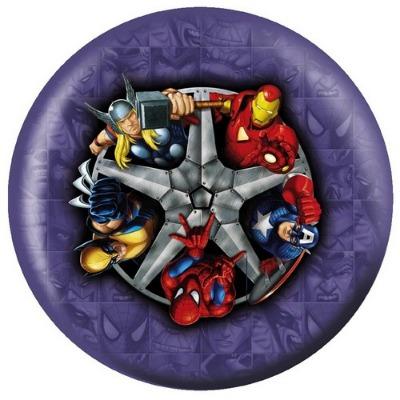 Thor bowling ball