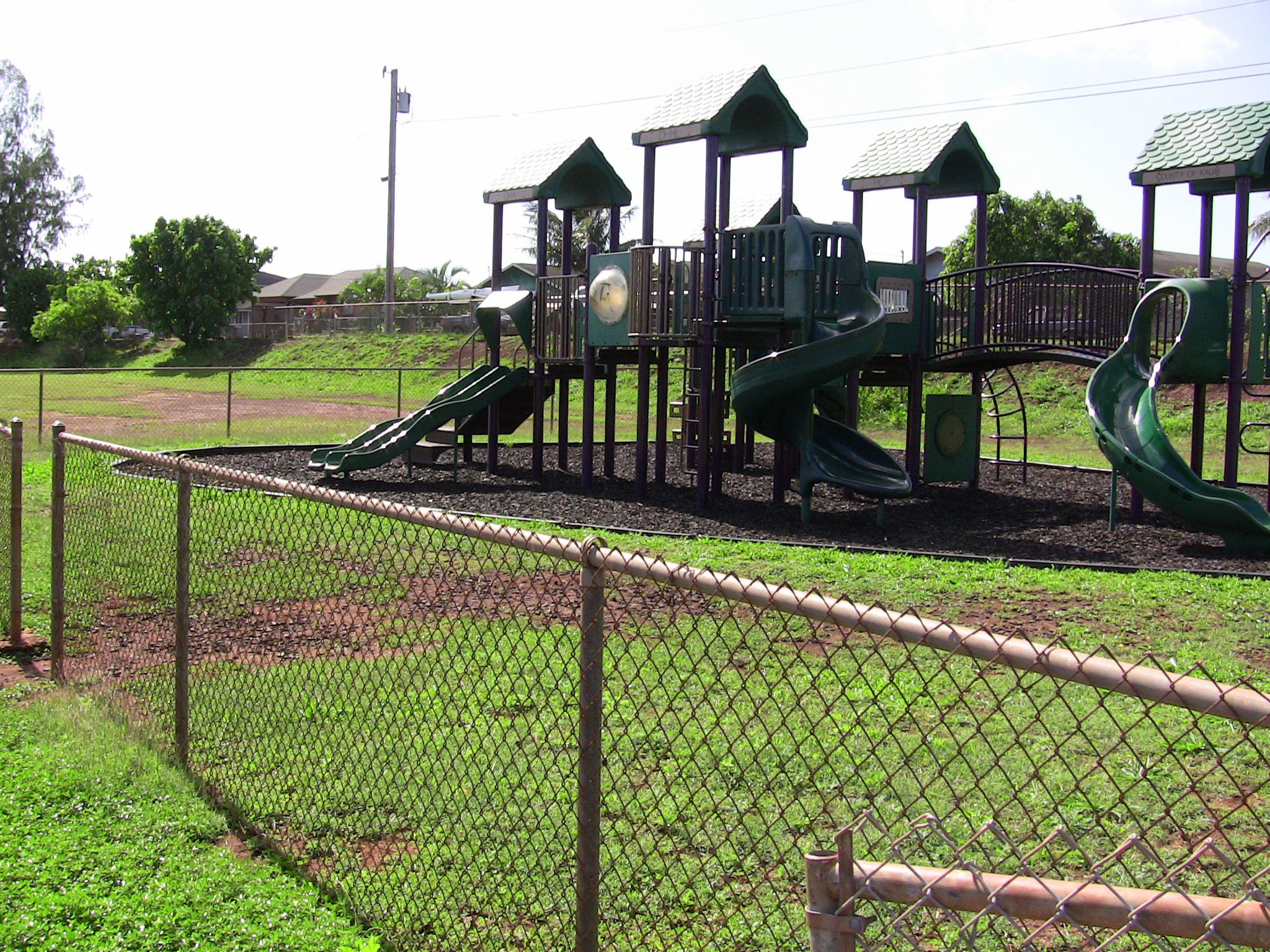 The park where ministry could take place!