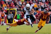 Football: Iowa State loses last home game against West Virginia