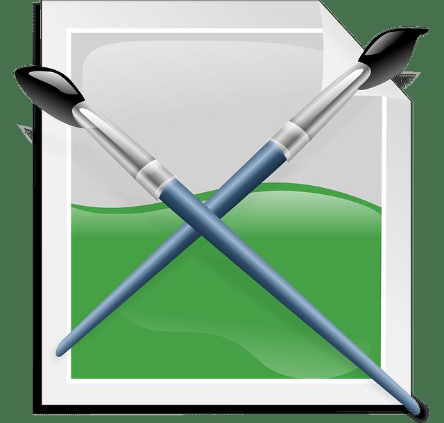 Paint Brush Image Edit Art Photoshop - Image: Public Domain, Pixabay