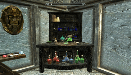 Skyrim Complete Alchemy and Cooking Overhaul (CACO) Recipe