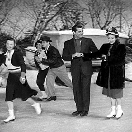 1947 Films, The Bishop's Wife, 1947 Beholds Spirit Film