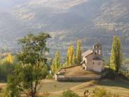 cette chapelle de plus de 1000 ans est juste au dessus de la maison