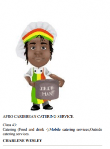 afro carribean catering services