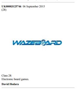 wazeboard