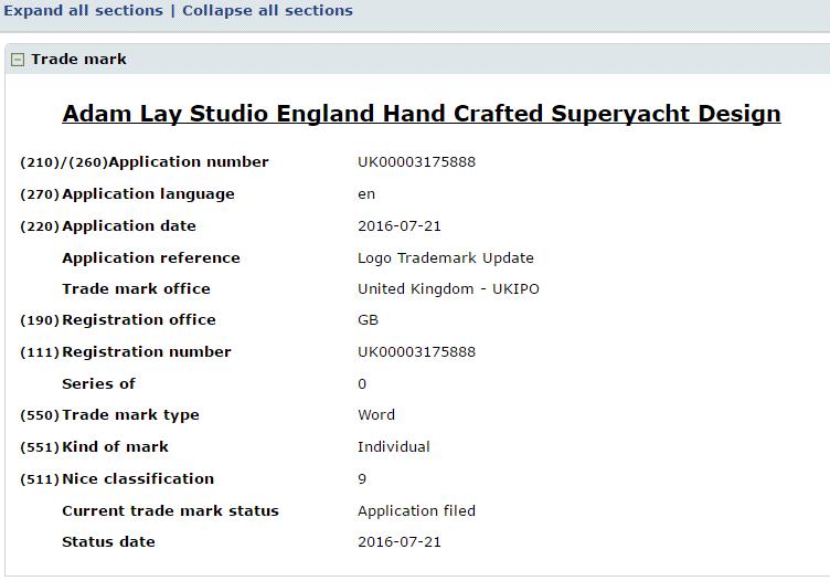 Adam Lay Superyacht