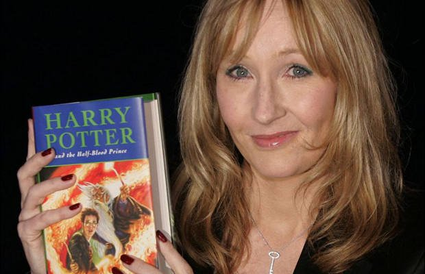JK Rowling's New Book Is Called…….