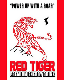 Red Tiger Trademark Application