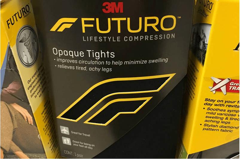 3m Futuro Logo Like F1 Logo