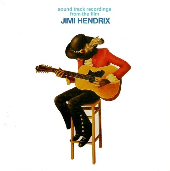 Jimi Hendrix - Soundtrack