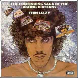 Thin Lizzy - The Continuing Saga Of The Aging Orphans