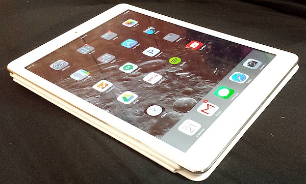 iPad Air - 30 days of iPad