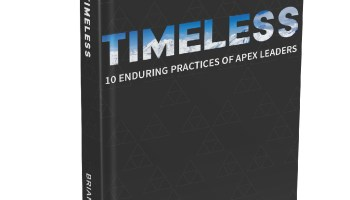 The one quality which will determine your ability to lead brian special announcement brian dodds new book timeless 10 enduring practices of apex leaders is fandeluxe Image collections