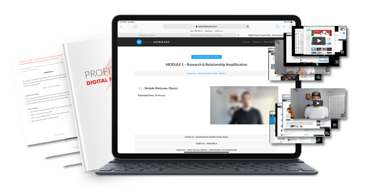 [Instant GB] Linkedin Leads Accelerator 2.0 - WSO Downloads 6