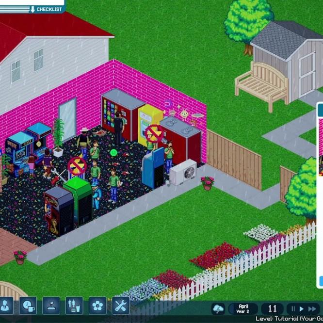 Arcade Tycoon: Simulation (2021)