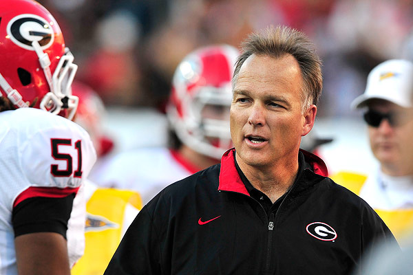 Mark Richt is out at UGA, but he might be a candidate at Miami, South Carolina or Missouri.