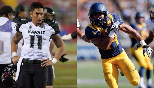 Cal is a 20-point 'chalk' vs. Hawaii in Friday's season opener at ANZ Stadium in Sydney, Australia. ESPN will have the telecast at 10:00 p.m. Eastern.