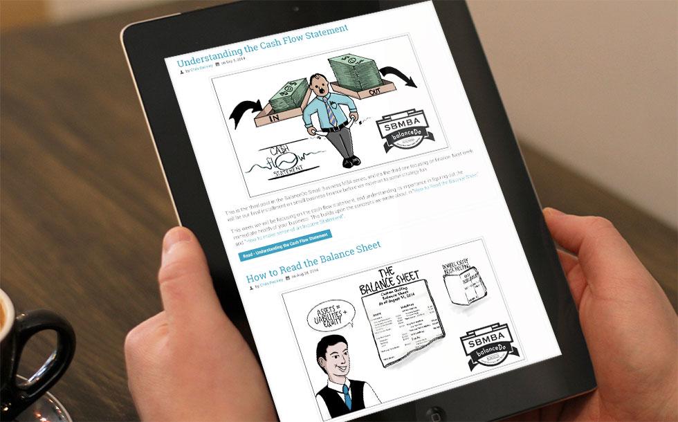 BalanceDo Blog - iPad