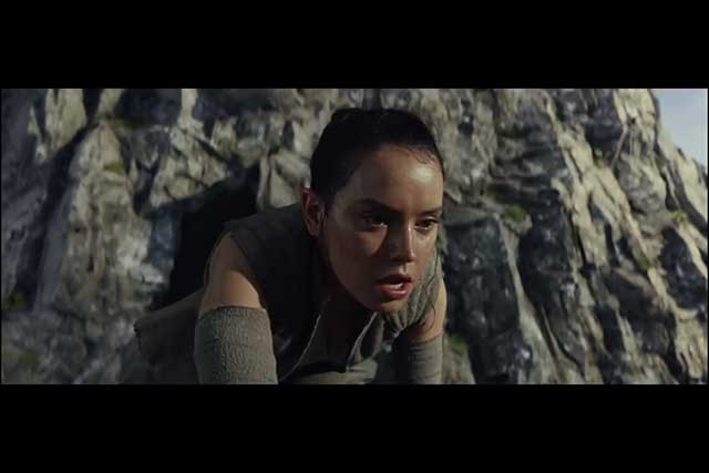 The Last Jedi - Rey