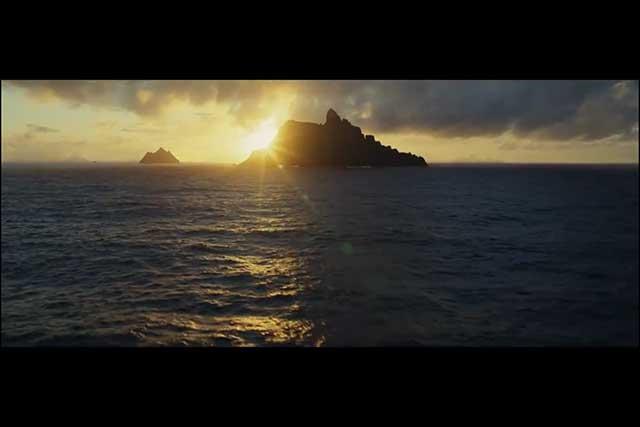 The Last Jedi - Jedi Island