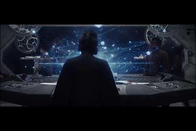 The Last Jedi - Leia