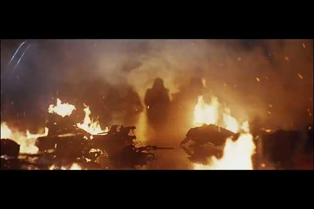 The Last Jedi - Captain Phasma