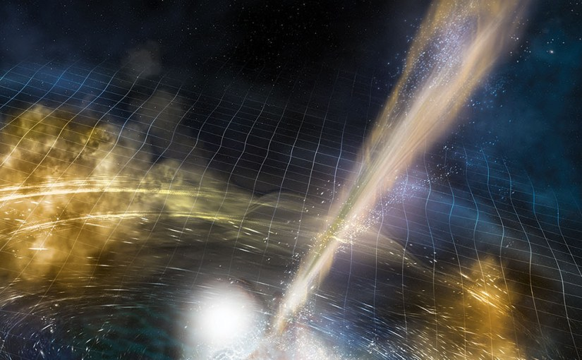Gravitational Waves and Gamma-ray Bursts