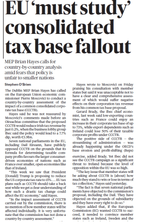 010517 EU must study consolidated tax base fallout PG1