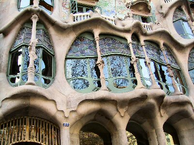 Antoni Gaudi\'s Casa Battlo