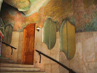 Antoni Gaudi\'s Casa Mila