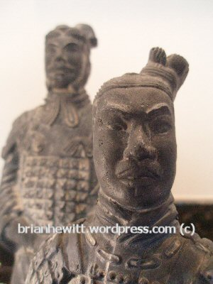 Brian's Terracotta Warrior Army