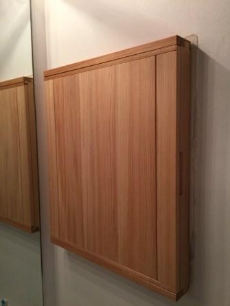 Medine cabinet white cypress