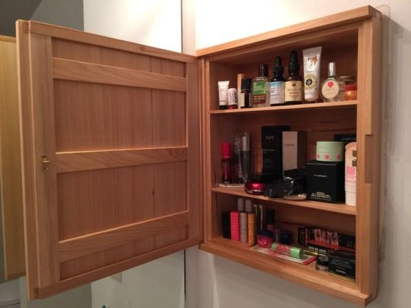 Medicine cabinet - handmade