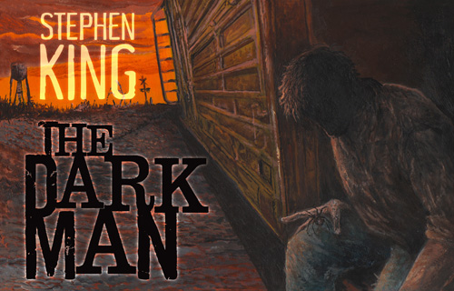 The Dark Man Lettered Edition