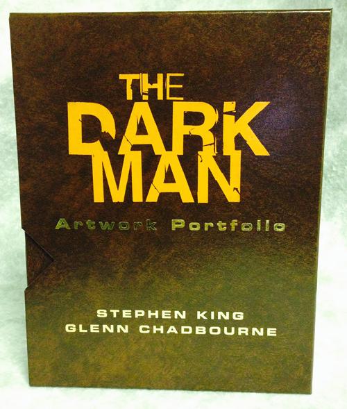 The Dark Man Artwork Portfolio