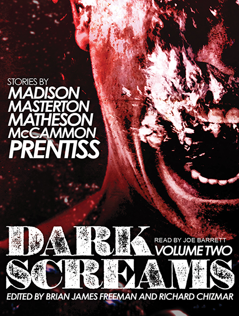 Dark Screams 2 Audiobook Cover