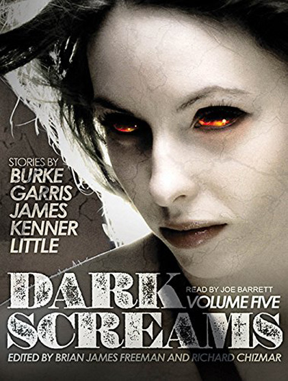 Dark Screams Volume 5 audiobook