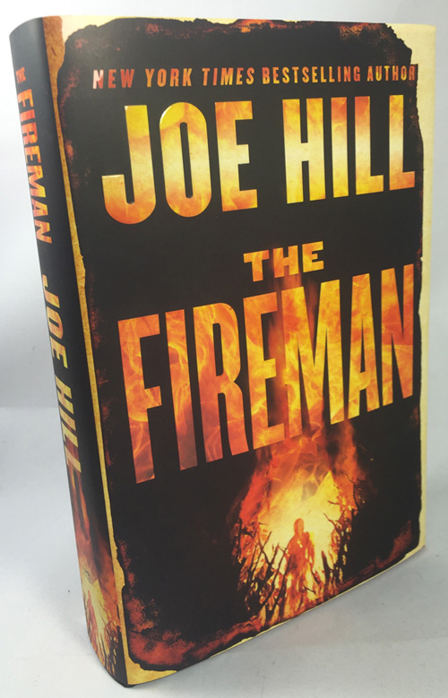 Joe Hill The Fireman