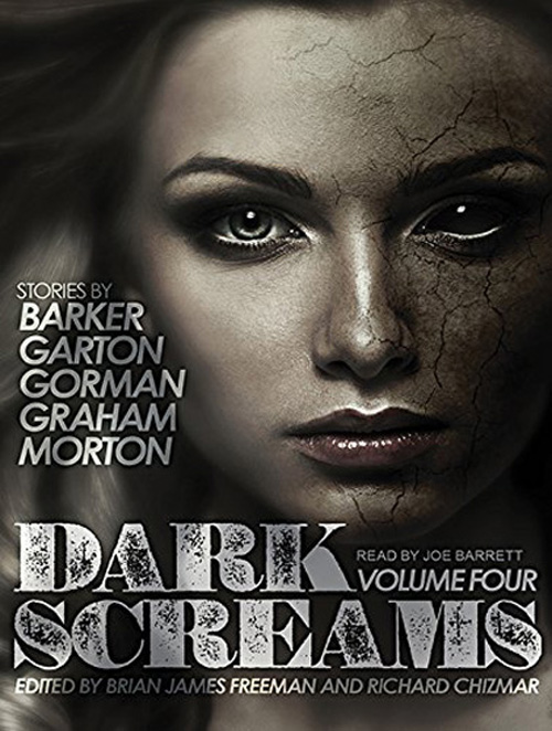 Dark Screams Volume Four Audiobook